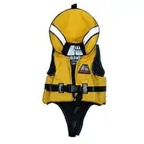 infant baby life jacket hire waiheke island the island collection