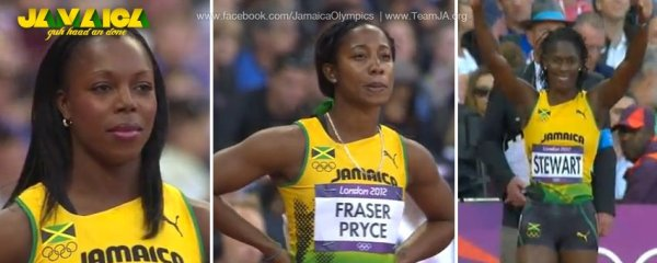 Jamaica and The London 2012 Olympics: Day One Track and ...