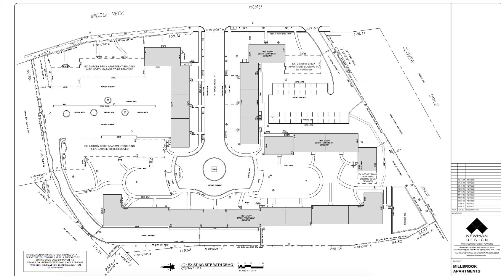 Development Eyed For Millbrook Court Apartments Near