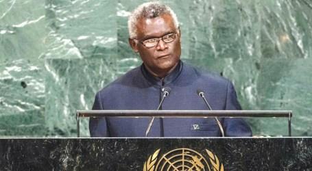 PM Sogavare condemns North Korea