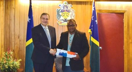 Croatia and Solomon Islands