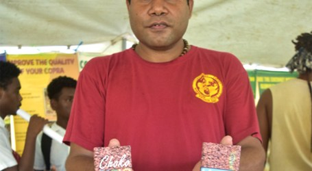 Chocolate can be made in Solomon Islands