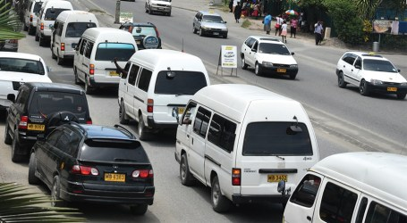 Taxis & buses have not been taxed for so long: IRD Commissioner