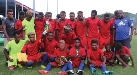 Eagles clinches U-19 crown