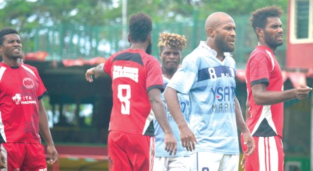 Second friendly win for Warriors