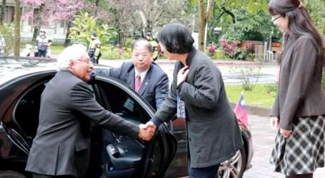 Taiwan's infrastructure impresses SI Speaker: Hon Nasiu
