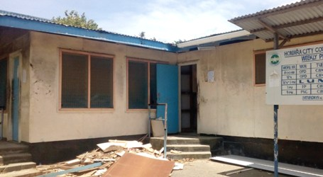 Mataniko clinic closed for 3 months facelift