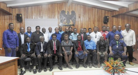 Malaita authorised justice training underway in Auki