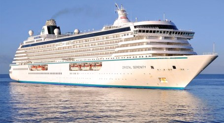 Honiara welcomes Crystal Serenity today