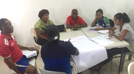 OSEP workshop underway in Honiara