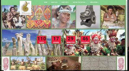 Gov't launches website for Melanesian Festival