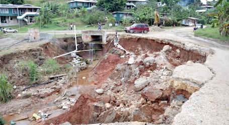 Authorities discuss Naha 4 road