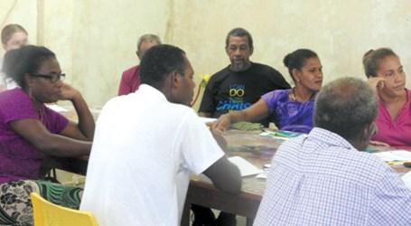Governance training for communities held in Auki