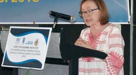 First UN peace programme created inclusive dialogue