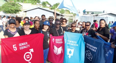 International Women's Day marked in Honiara