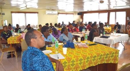 Men outnumber women in Solomon Islands workforce