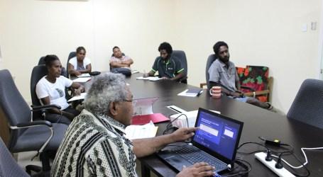 Officers undergo data handling training