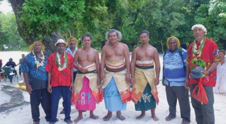 Tikopia welcomes first Premier visit