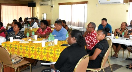 Public servants undergo gender mainstreaming workshop