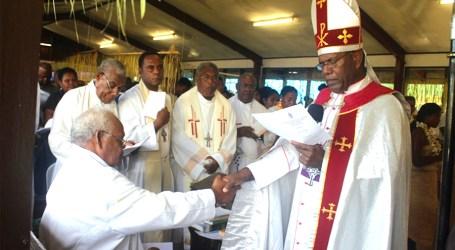 St Francis becomes Parish Church