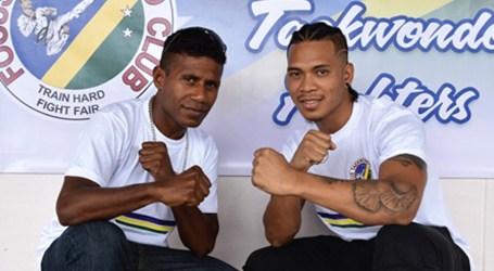 Taekwondo duo to compete in Australia