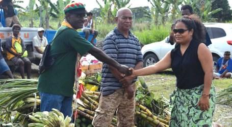 Kiribati welcome back to Foxwood