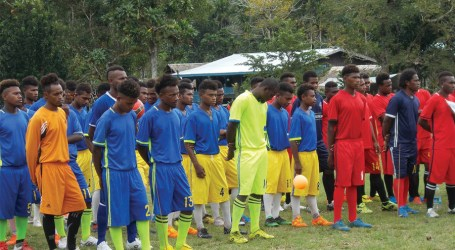 Kakamora Cup enters day three
