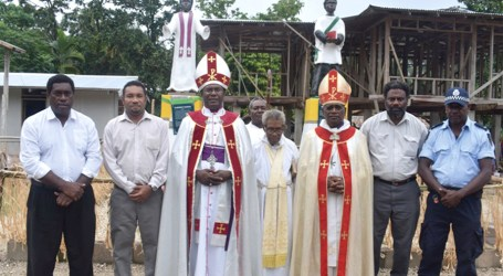 Ulawa reminded over reflection of 140th Anniversary of Christianity