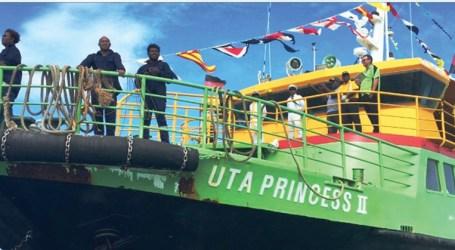 Uta Princess II – from South Korea to Solomon Islands