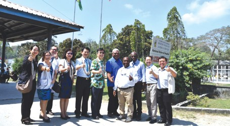Solomon Islands and Taiwan Health and Medical Services Cooperation Inspection Mission in country to inspect THM operations
