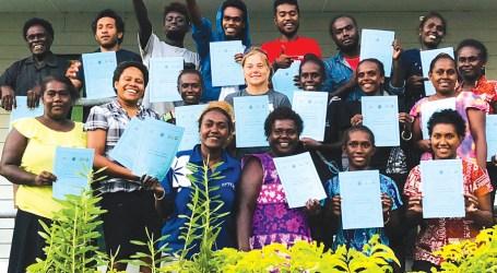 Solomon Host rolls tourism training in West