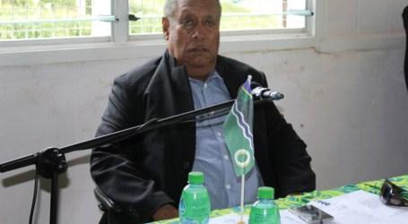 Western province mourns passing of former provincial speaker