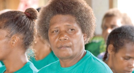 Numbu women pleased with Mrs Commence visit