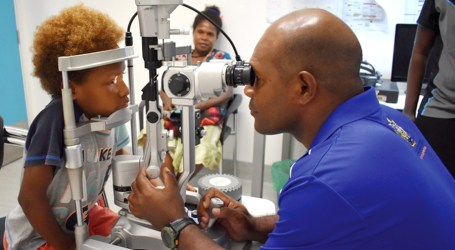 Blindness and visual impairment high in Solomon Islands