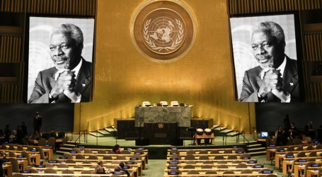 PM joins world leaders in paying tribute to Kofi Annan