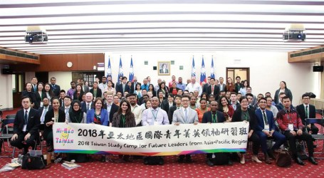 Solomon Islands join 86 participants from Asia Pacific in Taipei