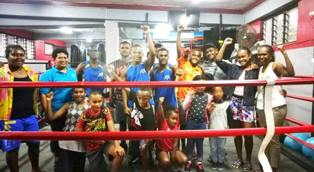 HABA congratulates boxers for impressive outing