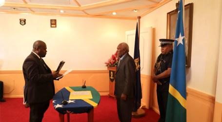 Muria Jnr sworn in as new AG