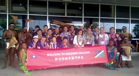 Taiwan acrobatic troupe ready to wow local crowd