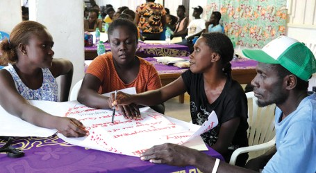 UNPBF supports women and youths