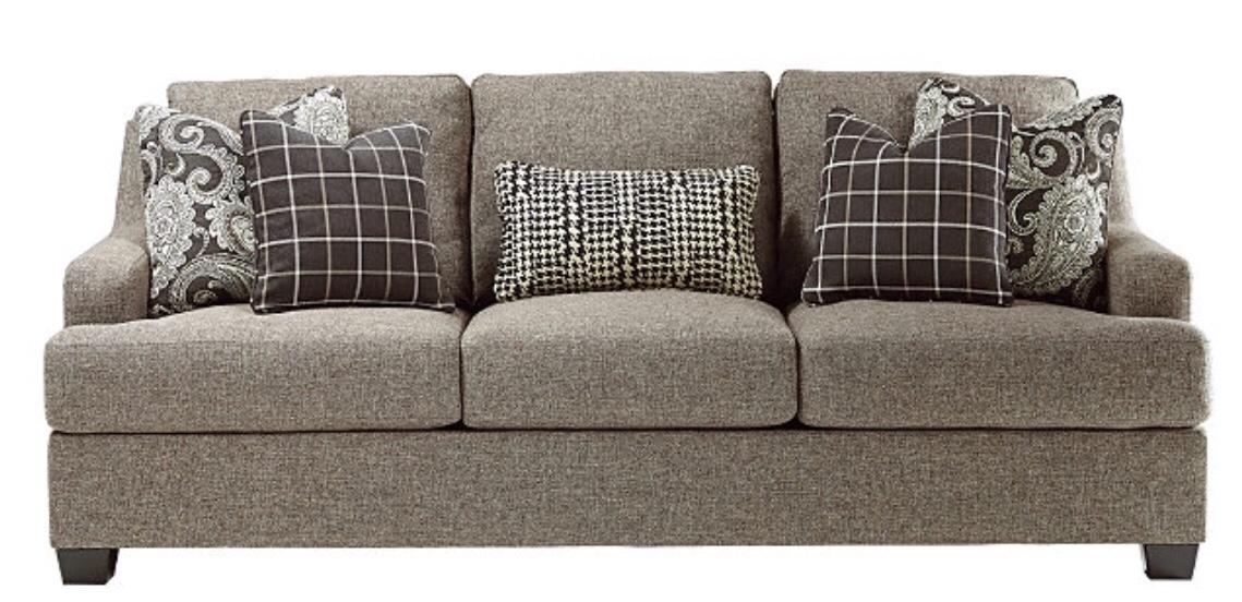 Gypsum Sofa