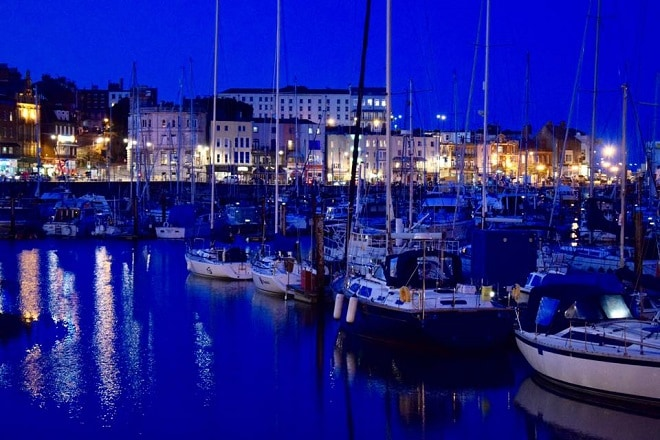 tg brian whitehead ramsgate harbour