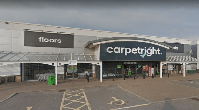 Northwich Carpetright survives 92-store mass closure