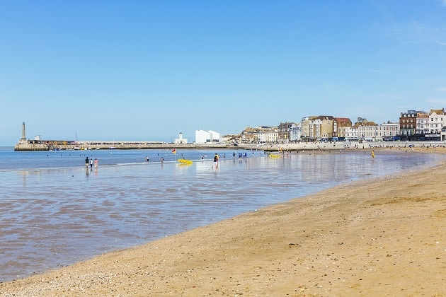 Seaside Awards for Bridlington's beaches