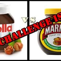 Foodie Friday - DEBATE: Marmite VS Nutella