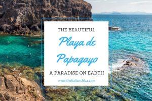 spiagge del papagayo