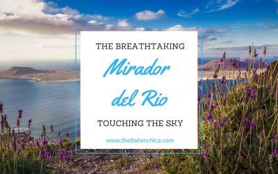 Mirador del Rio: toccare il cielo con un dito