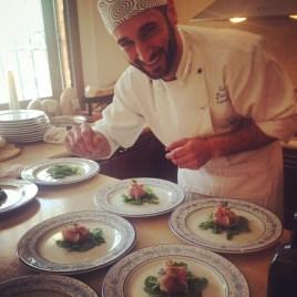 Chef Davide Cordoni, Controguerra