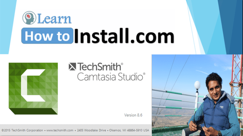 How to Install  Camtasia Studio 8 on Windows 10