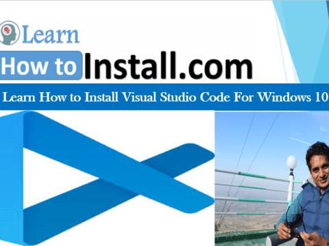 How to Install Visual Studio Code